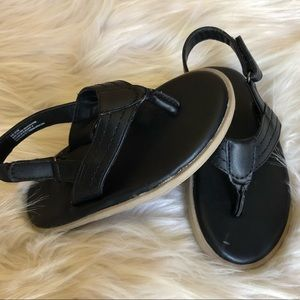 Gap Sandler's with sling back New without tags